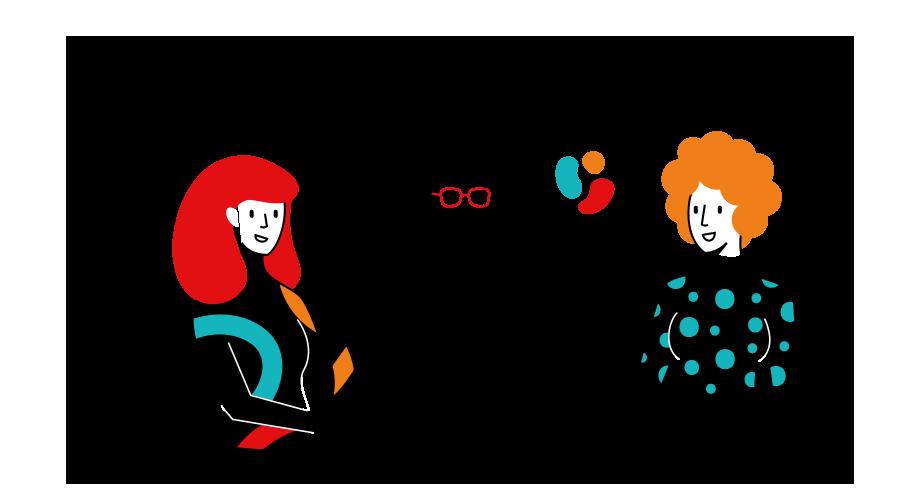 La rencontre entre professeur et startup est l'occasion de définir la problématique sur laquelle les élèves travailleront.
